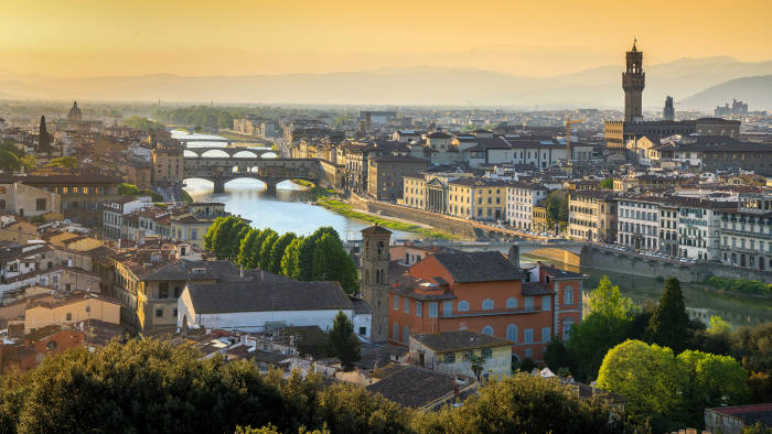 Trips to Florence
