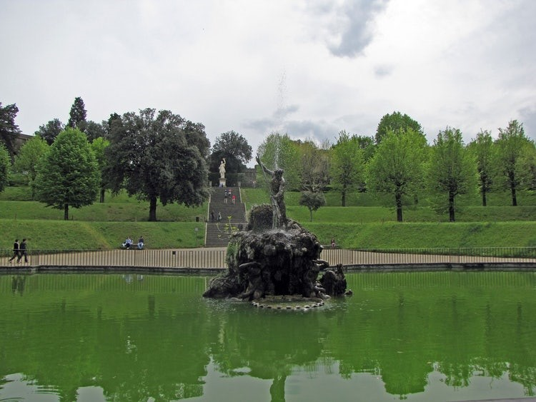 Borboli Garden, Florence